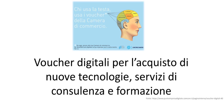 Voucher digitali 4.0 per poliambulatori, studi medici e dentistici.